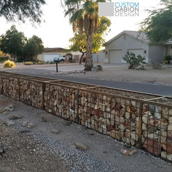 Custom Gabion Design Phoenix Az Us