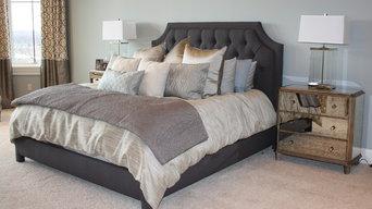 Large Spa Like Master Bedroom