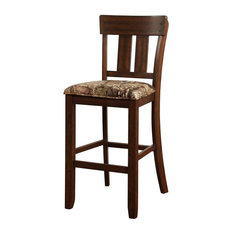 The Mossy Oak Nativ Living Bar Stool
