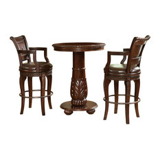 Antoinette 3-Piece Pub Table Set