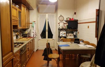 Guarda Come Questa Cucina ha Guadagnato Una Lavanderia Nascosta