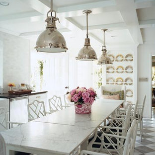Extra Long Dining Table Houzz