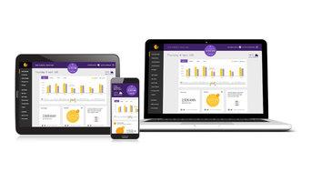 Solar Analytics Smart Monitor Dashboard