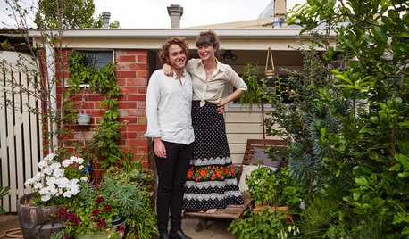 My Houzz: A Musician and a Maker Create a Home With Good Vibes