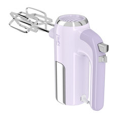 Five Speed Hand Mixer, Purple Lily