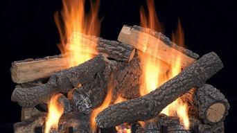 Gas logs - Sales, service & installation