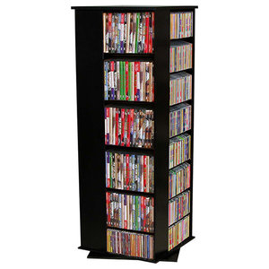 Atlantic Oskar 1,080-Cd Multimedia Storage Cabinet ...