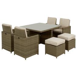Modern Outdoor Dining Sets by Maze Rattan Ltd