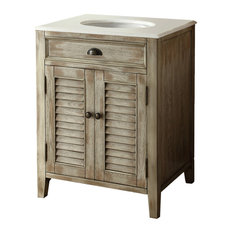 50 Most Por Farmhouse Bathroom Vanities for 2018 | Houzz Farm Sink Bathroom Vanity on farm sink faucet, farm sink table, farm sink undermount, farm sink plumbing, copper sinks for bathrooms vanity, farm sink sink, farm sink backsplash, farm bathroom decor, farm sink bathroom design, farm sinks for bathrooms, farm style bathroom, 48 inch double sink vanity, old dresser sink vanity, farm sink granite, farm sink kitchen, double faucet trough sink vanity, farm bathroom vanities, farm sink fixtures, farm sink for laundry room, farm sink cabinets,