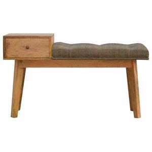 Telephone Table, Oak