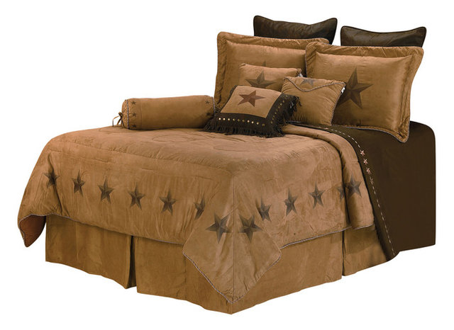 Luxury Star Comforter Set Southwestern Comforters And