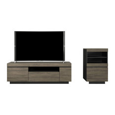 50 Most Popular Tv Stand And Audio Tower For 2019 Houzz