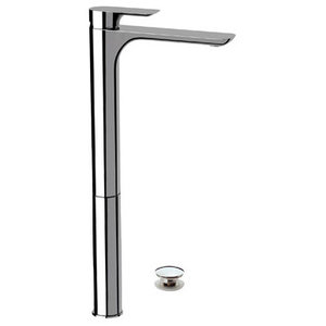 Infinity Wash Basin Mixer Tap, 49.50 Cm, Waste Plug Included
