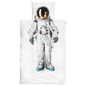 Astronaut UK Single Cotton Bedding Set
