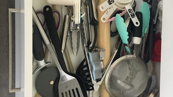 Kitchen Drawer Organising