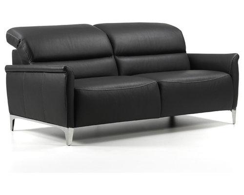Remus Leather Sofa By Rom, Belgium   Sofas