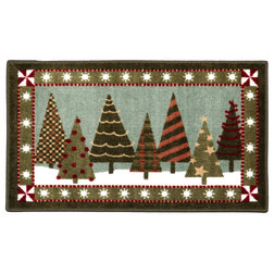 Contemporary Doormats by HolidayRugsOutlet