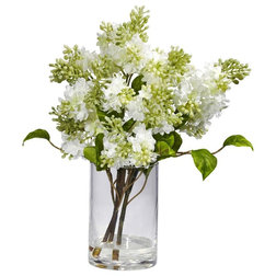 Contemporary Artificial Flower Arrangements by ShopLadder
