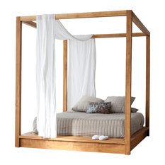 PCH Series Canopy Bed, Queen