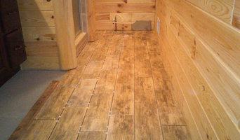 Large Format Wood Tiles