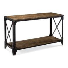 Beaumont Lane   Beaumont Lane Console Table, Natural Pine   Console Tables