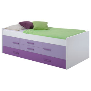 iPlay Double Bed With 2-Drawers