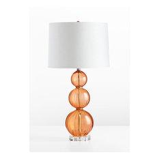 Cyan Design Beale Table Lamp, Orange