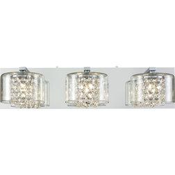 Contemporary Bathroom Vanity Lighting by Buildcom
