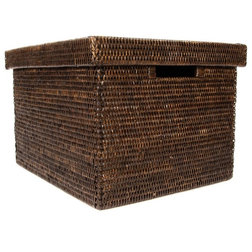 Tropical Storage Bins And Boxes by Artifacts Trading Company