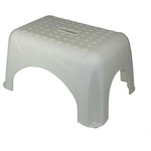 Enjoyable Range Kleen Ss2 Double Step Stool Gray Contemporary Bralicious Painted Fabric Chair Ideas Braliciousco