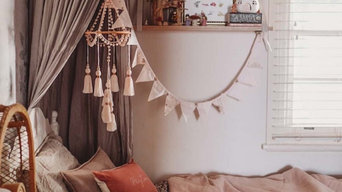 Chandelier Tassel Mobile