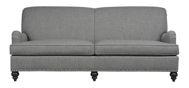 Parkdale, Tight Back Sofa, Wheat