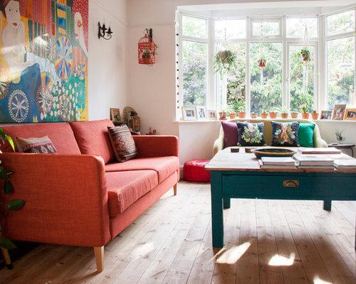 Bon Custom Karlstad 3 Seater Sofa Covers In Kino Sunset Fabric   Products