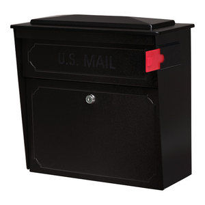 Townhouse Mail Boss, Black