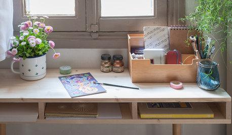 DIY : Optimisez votre fenêtre en installant un bureau écritoire