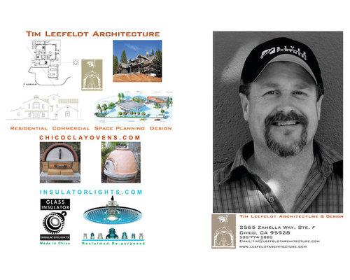 Tim Leefeldt Architecture & Design - Lighting