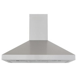 Contemporary Range Hoods And Vents by Windster Hoods