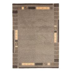 Jaipur Rug, Grey, 70x140 Cm