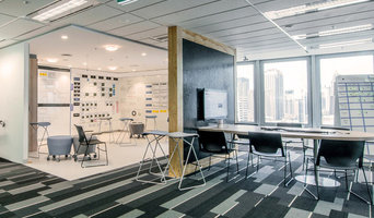 Office in Sydney just after detailed spring clean