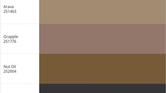 My DULUX® Colour Palette