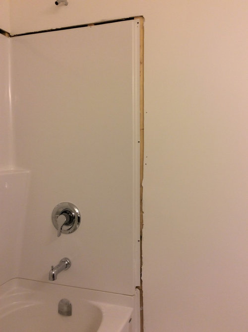 What Should We Do For Trim Around The Bathtub