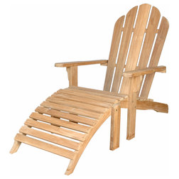 Craftsman Adirondack Chairs by Tuff Hut