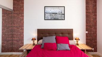 Rénovation & modernisation d'une chambre