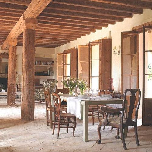 Mediterranean Roof Styles: TERRACOTTA FLOOR, POT