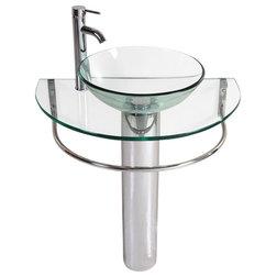 Bathroom Vanities Under $400 shop houzz: modern powder room updates under $400