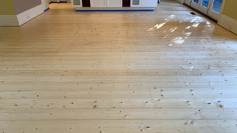 Baltic Pine Timber Flooring - [Ramilla] Caulfield North