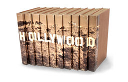 Hollywood Books, Set of 10