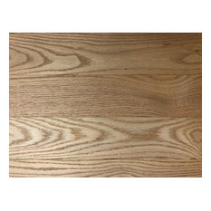 Flat Sawn 5, North American Red Oak, Select, Unfinished