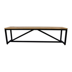 50 Most Popular Espresso Dining Benches For 2019 | Houzz