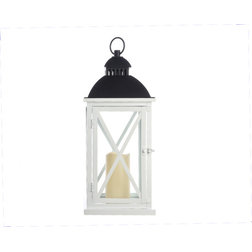 Contemporary Seasonal Outdoor Decorations by Parcel in the Attic Ltd.